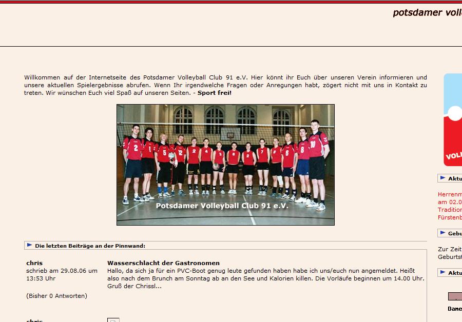 Homepage v.2