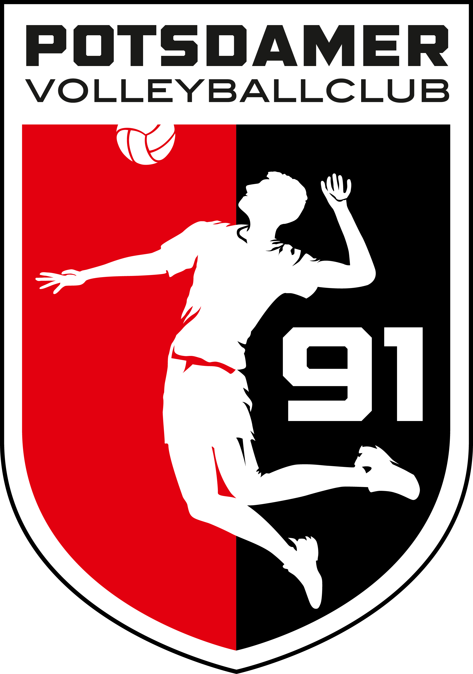 Wappen des Potsdamer Volleyballclubs